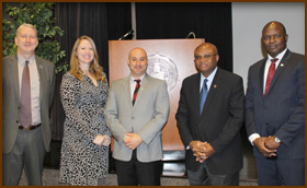 Humpty Dumpty Institute organizes 'Conference on Global Food Security' at Alcorn State University