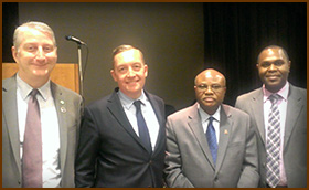 Alcorn State University welcomes United Nations Security Council Counter Terrorism Expert