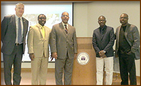 Humpty Dumpty Institute Organizes New Lecture on Child Labor Trafficking and Exploitation in the Democratic Republic of Congo at HBCU Delaware State University