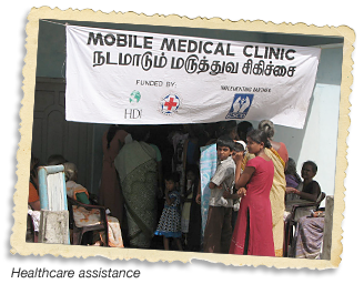 Healthcare, Mobile Medical Clinic