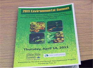 ASU Environmental Summit