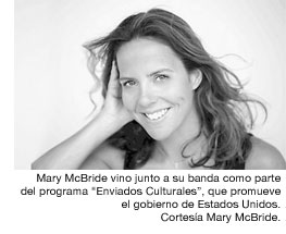 Mary McBride, La Republica