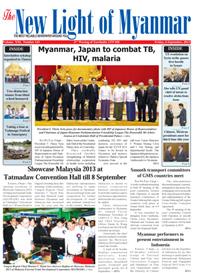 the New Light of Myanmar