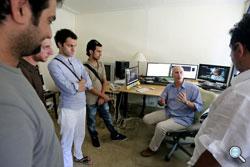 The New York Times, Iraqi Film Students